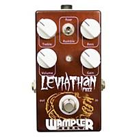 Wampler Leviathan Fuzz Guitar Effects Pedal