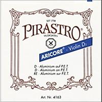Pirastro Aricore Series Violin D String 4/4 Aluminum