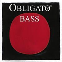Pirastro Obligato Series Double Bass String Set 1/2 Size Medium
