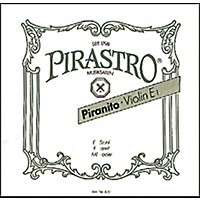 Pirastro Piranito Series Violin D String 3/4-1/2 Size