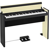 Korg Lp-380 Lifestyle Digital Piano Cream And Black