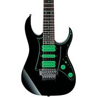 Ibanez Premium Steve Vai Universe 7-String Electric Guitar Black