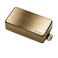 Emg Metalworks Emg-85 Humbucking Active Pickup Brushed Gold
