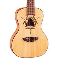 Luna Guitars Dragonfly Concert Ukulele Natural