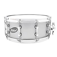 Ahead Brass Snare Silver Sparkle 14 X 6  ...