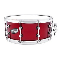 Ahead Brass Snare Red Candy 14 X 6  ...