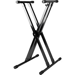 Strukture Knockdown 2X Keyboard Stand Black