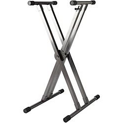 Strukture Knockdown 2X Keyboard Stand Gun Metal