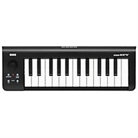 Korg Microkey25 Usb Midi Keyboard Black