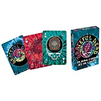 Hal Leonard Grateful Dead Playing Cards