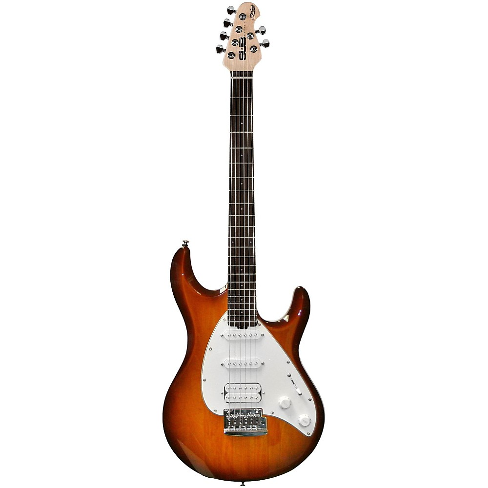 Sterling by Music Man Silo3 Electric Guitar Tobacco Sunburst 1367851256957