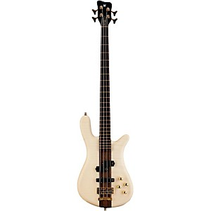 Warwick Custom Shop Streamer Stage I 4-String Electric Bass Natural Oil