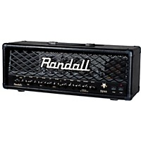 Randall Rd100h Diavlo 100W Tube Guitar Head Black