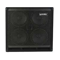 Warwick Wca410 400W 4X10 Bass Cab Black 4  ...