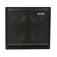 Warwick Wca410 400W 4X10 Bass Cab Black 8  ...