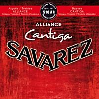 Savarez 510Ar Alliance Cantiga Normal Tension Guitar Strings