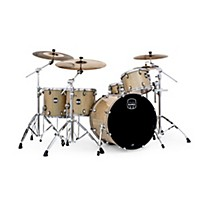 Mapex Mydentity 4-Piece Shell Pack Chrome On  ...