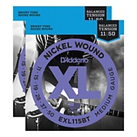 D'addario Exl115bt Balanced Tension Medium  ...