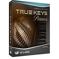 Big Fish True Keys: Pianos