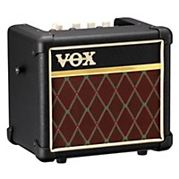 Vox 3W Battery-Powered Modeling Amp Black Classic Grill
