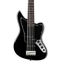 Squier Vintage Modified Jaguar Bass V Special Black