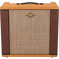 Fender Ramparte 9W 1X12 Dual-Channel Tube Guitar Combo Amp 2-Color Chocolate And Copper With Wheat Grille