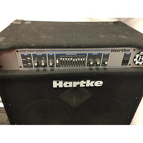 Hartke HA2500 Bass Combo Amp