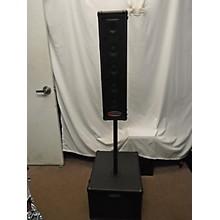 Harbinger HA300 Compact Pa System Powered Speaker