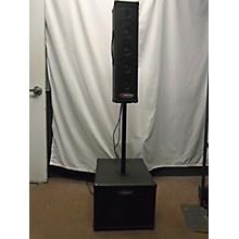 Harbinger HA300T With HA300S Subwoofer Sound Package