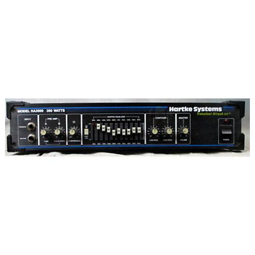 Hartke HA3500 Bass Amp Head