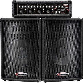 harbinger ha60 pa system guitar center. Black Bedroom Furniture Sets. Home Design Ideas