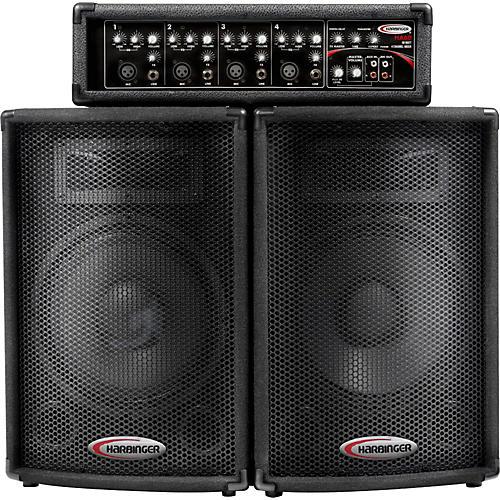 Harbinger Pa Speakers : harbinger ha60 pa system guitar center ~ Vivirlamusica.com Haus und Dekorationen