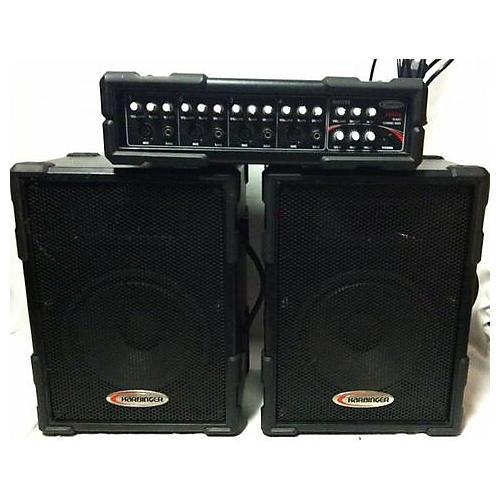 Harbinger HA80 Sound Package