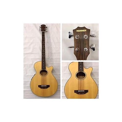 Hohner HAB-40N Acoustic Bass Guitar