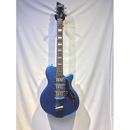 Supro HAMPTON Solid Body Electric Guitar