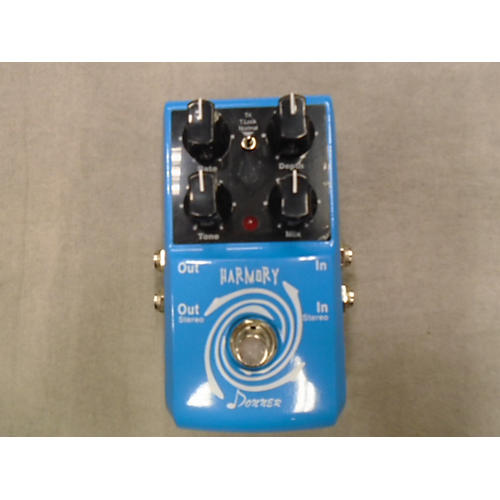 In Store Used HARMONY Effect Pedal