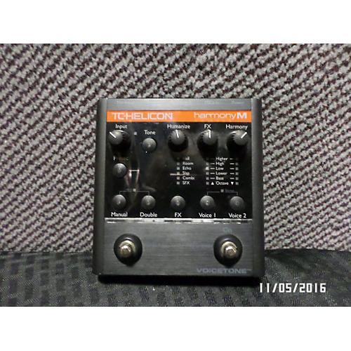 TC Helicon HARMONY M Effect Pedal