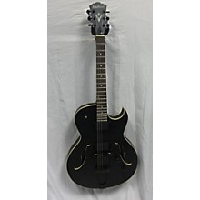 Washburn HB17CBK Hollow Body Electric Guitar