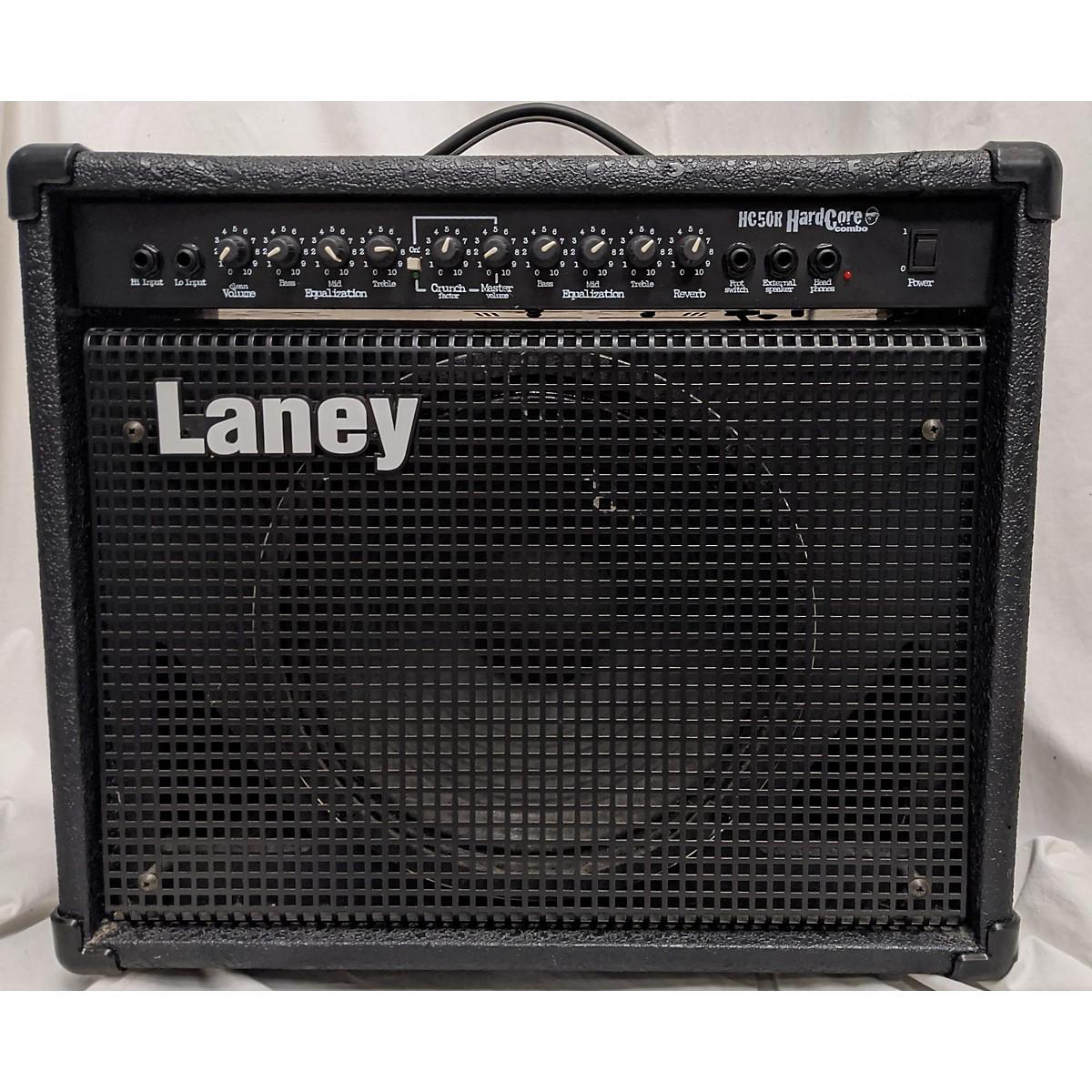 Laney HC50R Guitar Combo Amp