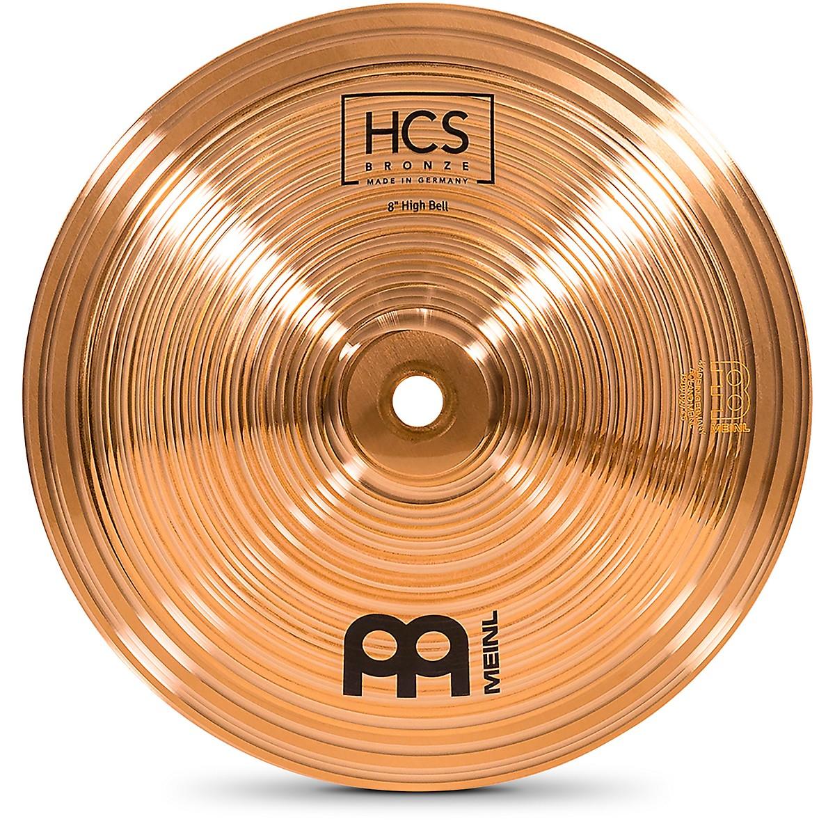 Meinl HCS Bronze Bell, High, 8 in.