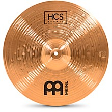 HCS Bronze Crash Cymbal 14 in.