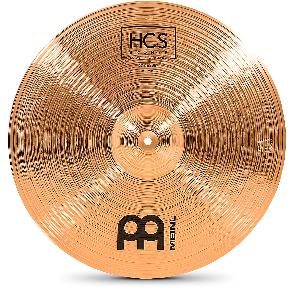 Meinl HCS Bronze Crash/Ride Cymbal