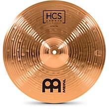 HCS Bronze Hi-Hat Cymbals 14 in.