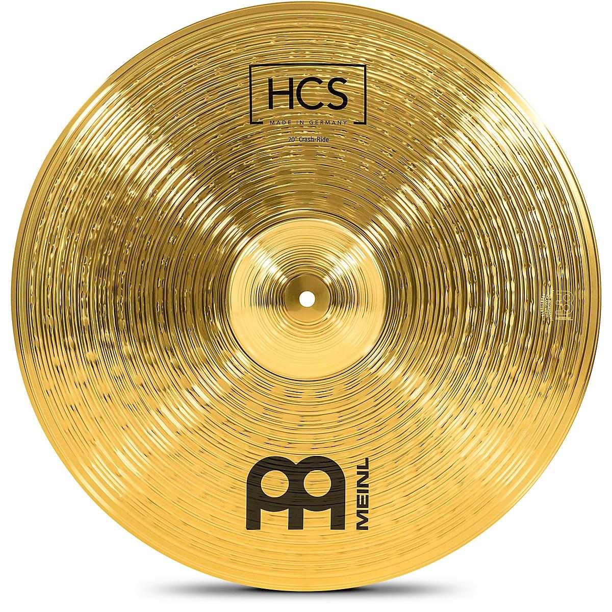 Meinl HCS Crash Ride Cymbal
