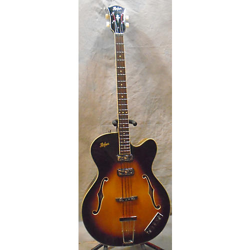 Hofner HCT 500 Electric Bass Guitar