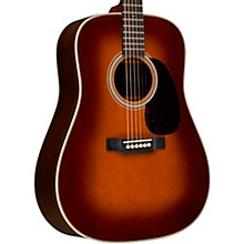 HD-28 Standard Dreadnought Acoustic Guitar Amber Burst