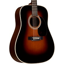 HD-28 Standard Dreadnought Acoustic Guitar Sunburst