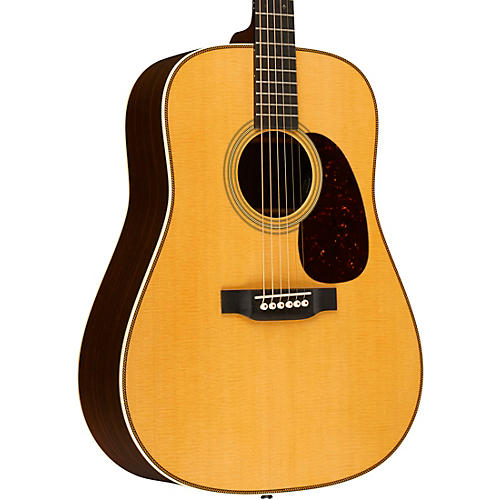 Martin HD-28E Dreadnought Acoustic-Electric Guitar with Fishman Aura VT Enhanced