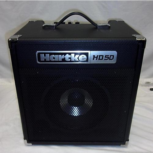 Hartke HD 50 Bass Combo Amp