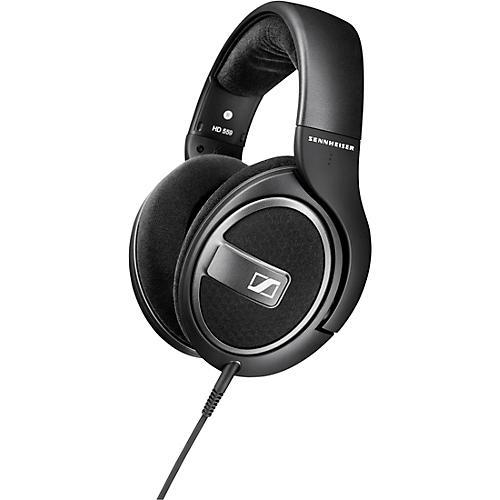 Sennheiser HD 559 Open-Back Headphones Black